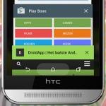 HTC One M8 met Android 5.0.1 Lollipop: de 10 grootste veranderingen