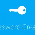 Password Creator: Wachtwoorden maken en beheren in Material Design