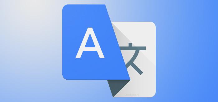 Google Translate 3.1 update: live-vertalen met camera