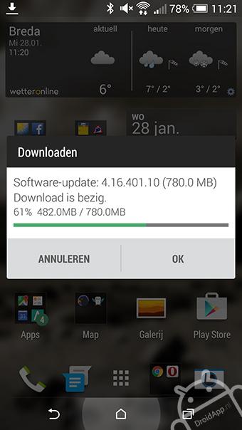 update-m8