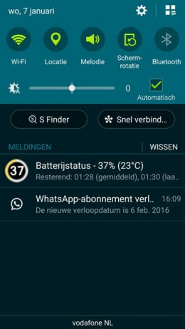 whatsapp abonnementen