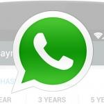 'WhatsApp verlengt abonnementen kosteloos voor een jaar'