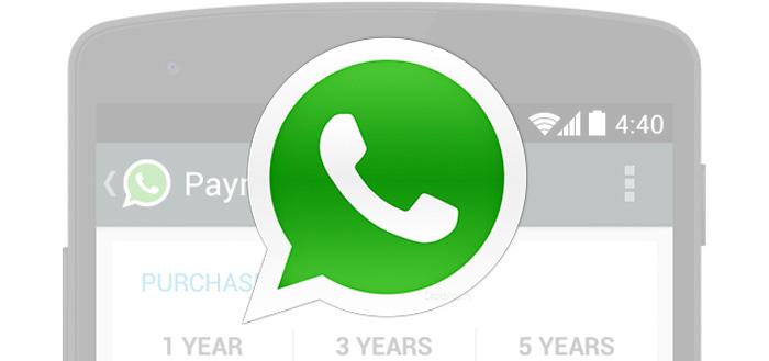 WhatsApp abonnementen worden geschrapt; voortaan altijd gratis