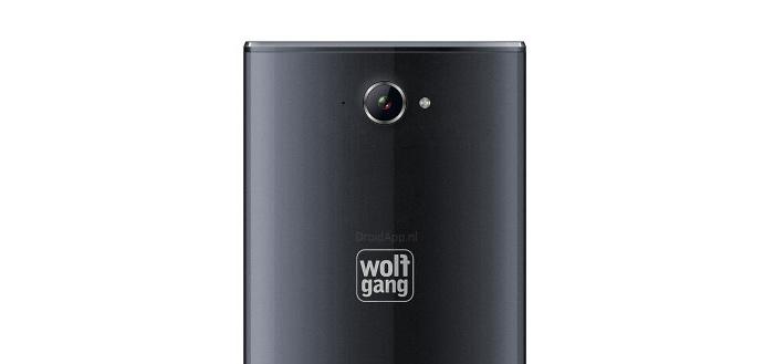 Wolfgang AT-AS45LTE: 4G smartphone voordelig bij Aldi