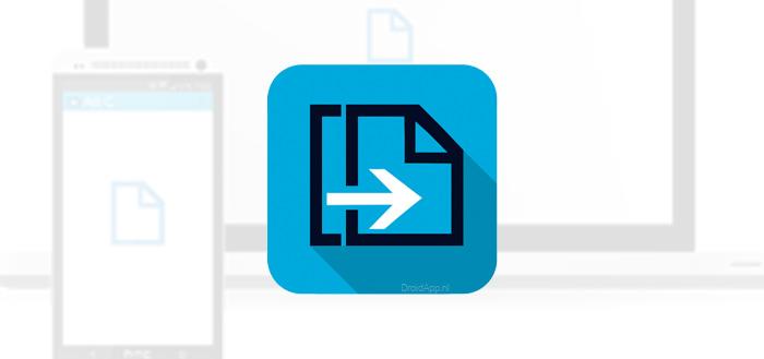 Alt-C: kopieer snel tekst tussen je smartphone en je pc