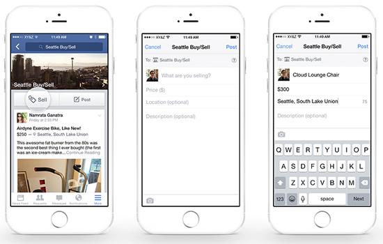 facebook verkoop