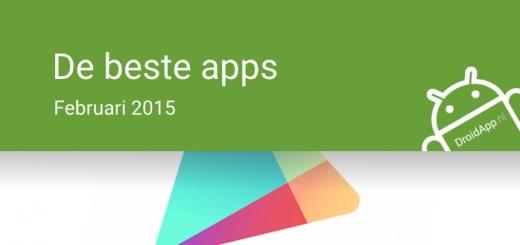 februari 2015 apps