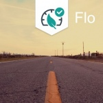 Flo app: tot 100 euro korting op autoverzekering bij goede rijstijl