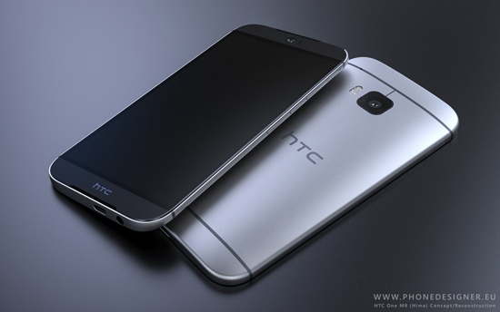 HTC One M9 Hima