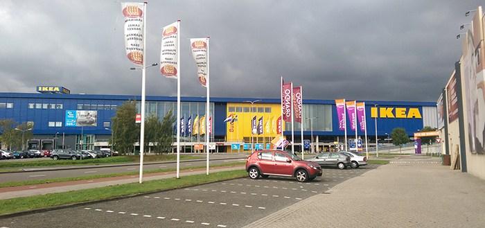 IKEA gaat meubels met draadloze Qi-oplader verkopen