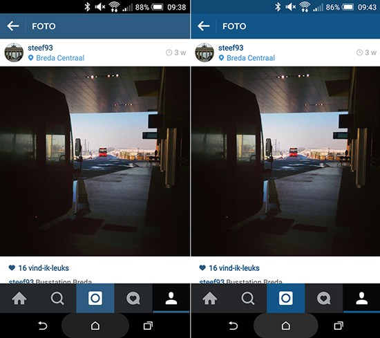 Instagram 6.16.0 Lollipop