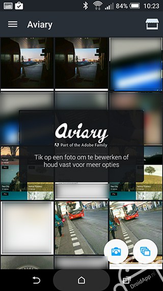 Aviary Material