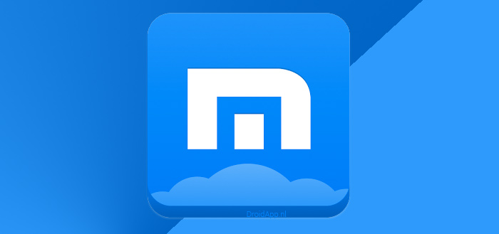 Maxthon Browser voor Android geüpdatet met Ad-blocker