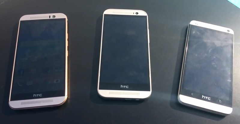 One M7, One M8, One M9 HTC