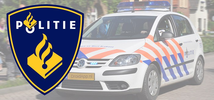 Politie app: update voor Android verschenen