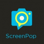 ScreenPop Lockscreen Messenger berichten-app voor je lockscreen