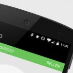 WhatsApp laat gebruikers telefoongesprekken beoordelen