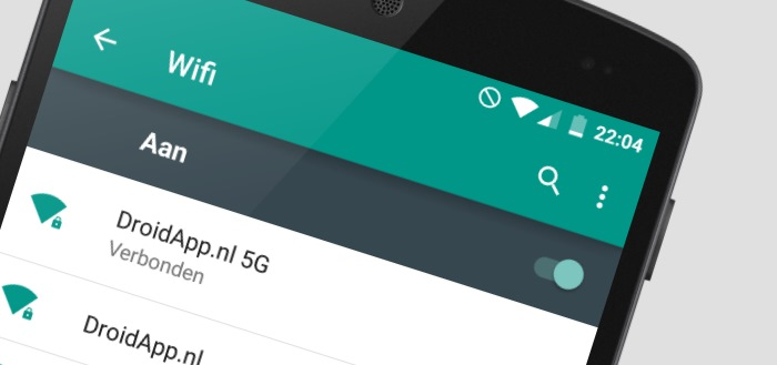 Nexus Wi-Fi Assistent niet langer exclusief voor Project Fi