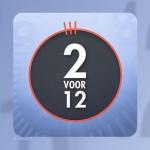 2voor12: speel de leerzame quiz via 'Twee voor Twaalf app'