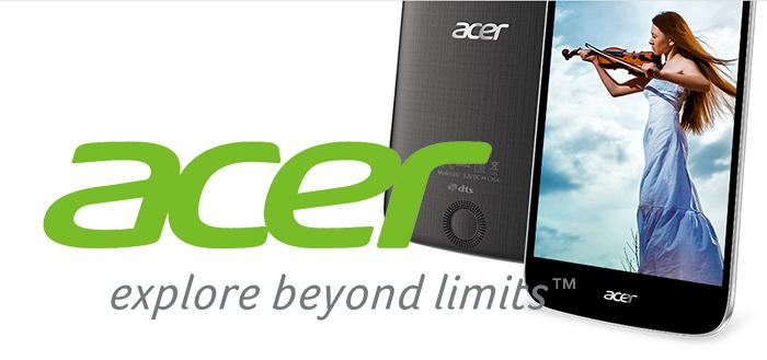 Acer Liquid Jade Z: strakke, 4G camera-phone aangekondigd