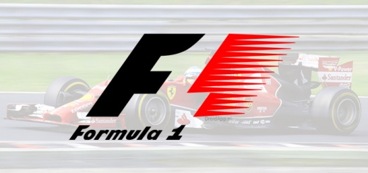 Formule 1 header