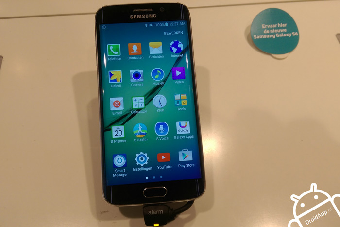 how to close apps on samsung galaxy s6 edge