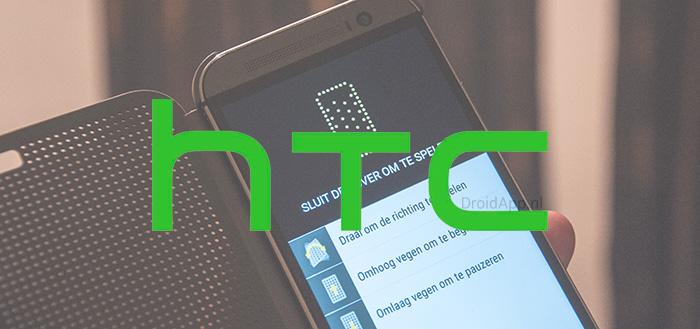 HTC Dot View: grote update brengt talloze mogelijkheden