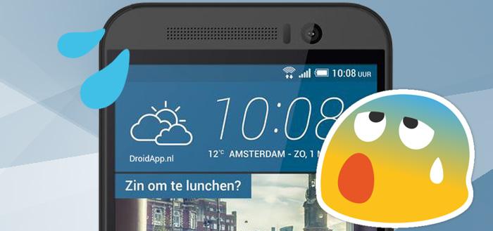 Google Play Store krijgt oververhittings-icoon