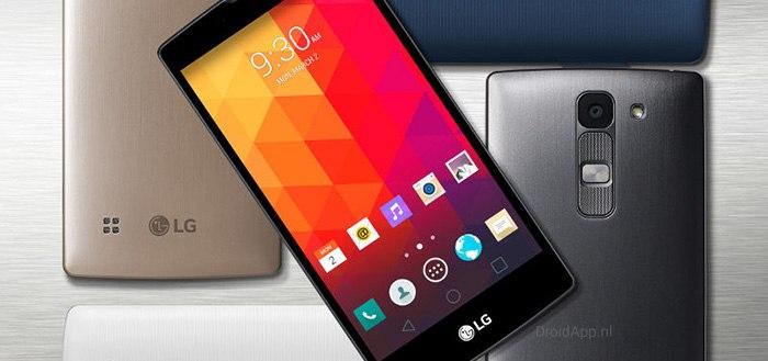 LG Magna ontvangt update naar Android 6.0 Marshmallow