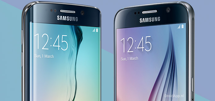 Samsung zet 'Galaxy S6 Experience'-app in Play Store