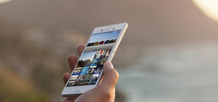 Sony Xperia M4 Aqua: waterbestendige smartphone aangekondigd