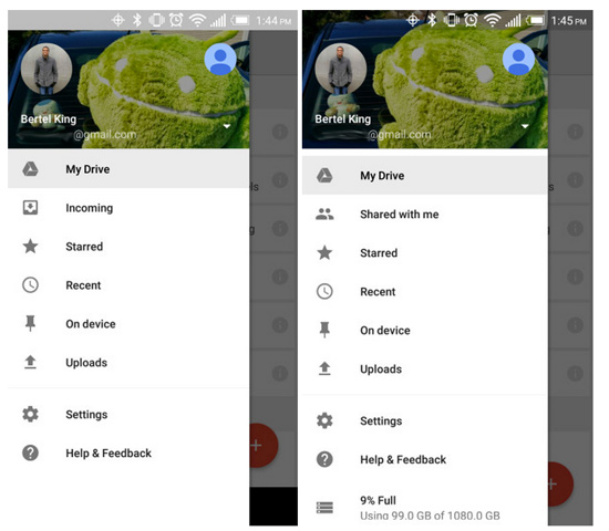 Google Drive 2.2