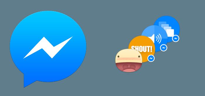 Facebook Messenger krijgt SMS-integratie, multi-accounts en meer