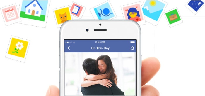 Facebook lanceert Timehop-concurrent 'On This Day'