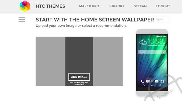 HTC Themes
