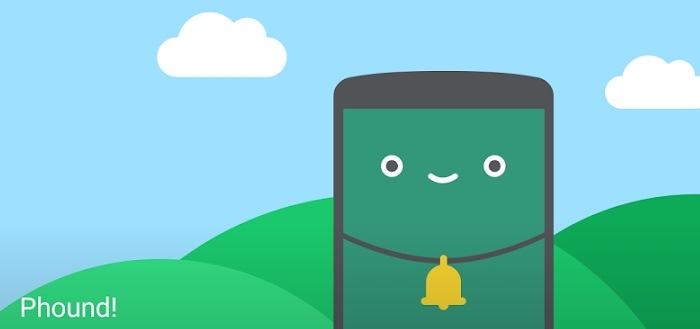 Phound! beschermt je smartphone tegen diefstal