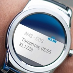 KLM zet in op Android Wear met update KLM-app