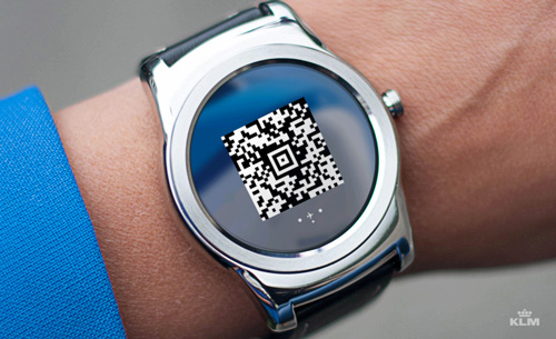 KLM Android Wear