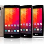 LG toont 4 nieuwe middensegment-smartphones