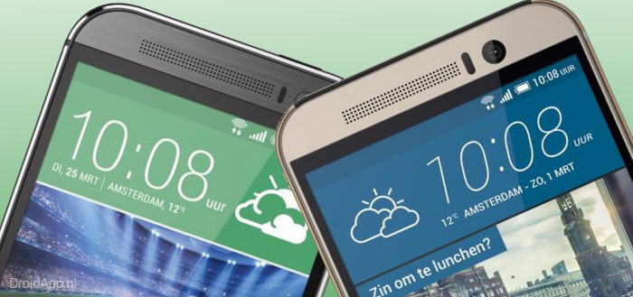 HTC One M9 vs. HTC One M8: de verschillen