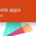 De 8 beste apps van maart 2015