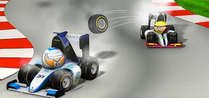 Minidrivers: racegame waar je je eigen regels kunt bepalen