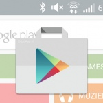 Google Play Store rolt kaart-layout met tabbladen uit (video)