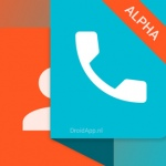 Ready: zeer strakke dialer in Material Design (preview)