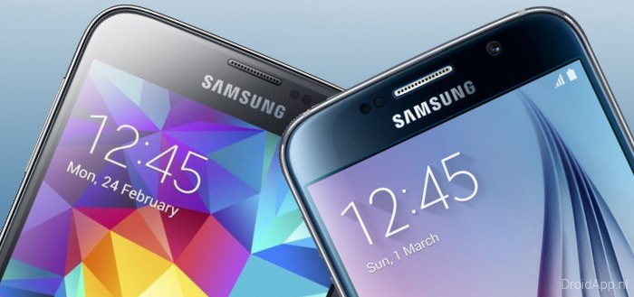 Samsung Galaxy S6 vs. Samsung Galaxy S5: de verschillen