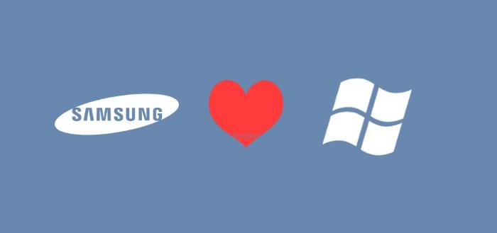 Samsung breidt samenwerking uit met Microsoft
