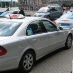 Taxibedrijven lanceren AppAcab, aanval geopend op Uber