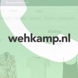 Wehkamp WhatsApp header