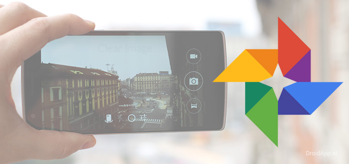 Google Photos: screenshots tonen nieuwe foto-app