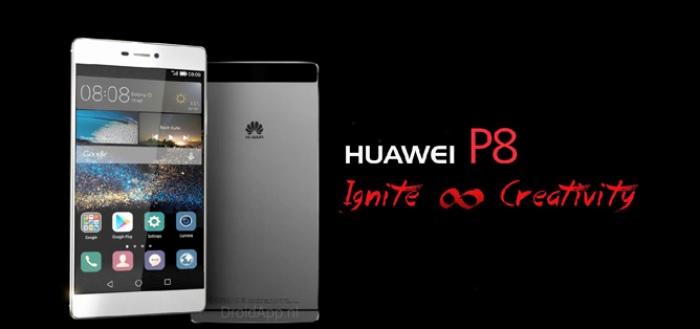 Huawei P8 en P8 Lite vanaf vandaag verkrijgbaar